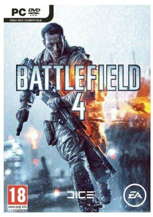 Battlefield 4 (Origin) für 4,74€ (CDKeys)
