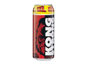 Energy-Drink Kong Strong XXL 0,5L Dose für 0,39 bei LIDL
