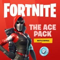 Fortnite: Battle Royale - Ace Pack (600 Vbucks+Skin)
