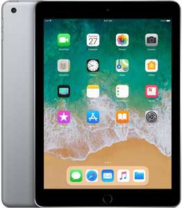 [gravis@eBay]  Apple iPad 128GB Wi-Fi in spacegrau (6. Generation / 2018, MR7J2FD/A)