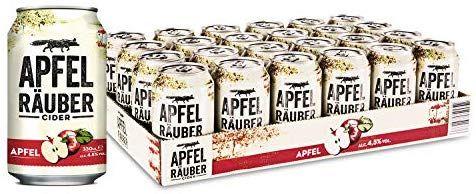 Orchard Thieves / Apfel-Räuber Cider -  24 Dosen für 16€ @Amazon Prime