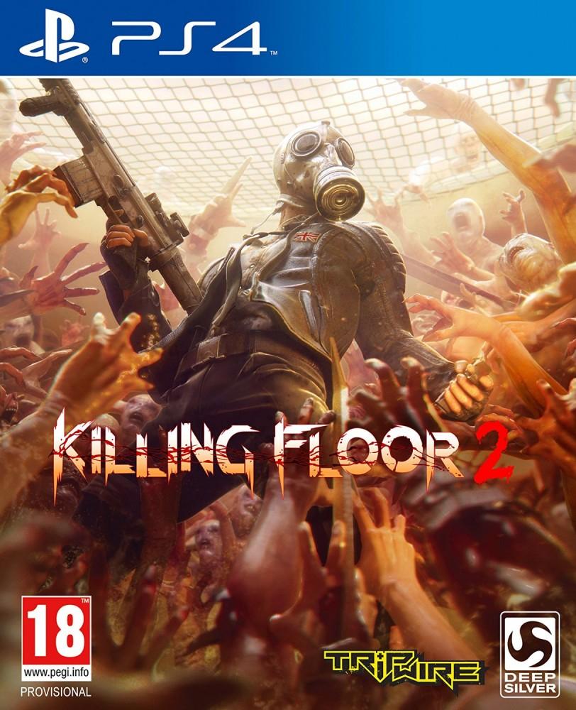 Killing Floor 2 (PS4) für 9,40€ (HD Gameshop)