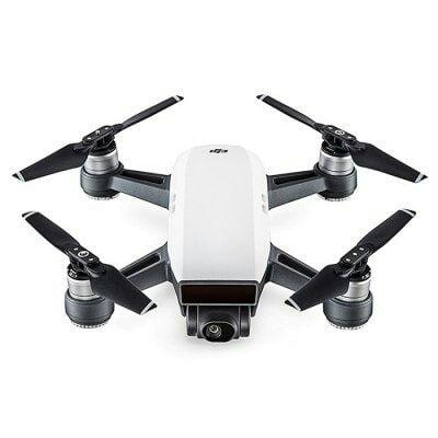 DJI Spark Drohne/ Quadcopter für 289,59 Euro (BNF alpinweiß, Priority Line-Versand inkl.) [GEARBEST-APP, HK-Lager]
