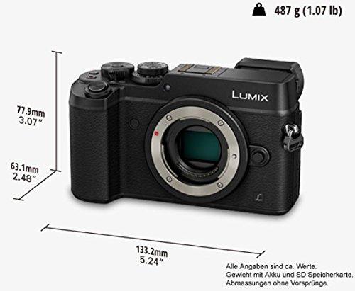 [Amazon.de] Panasonic Lumix DMC-GX8 Body schwarz
