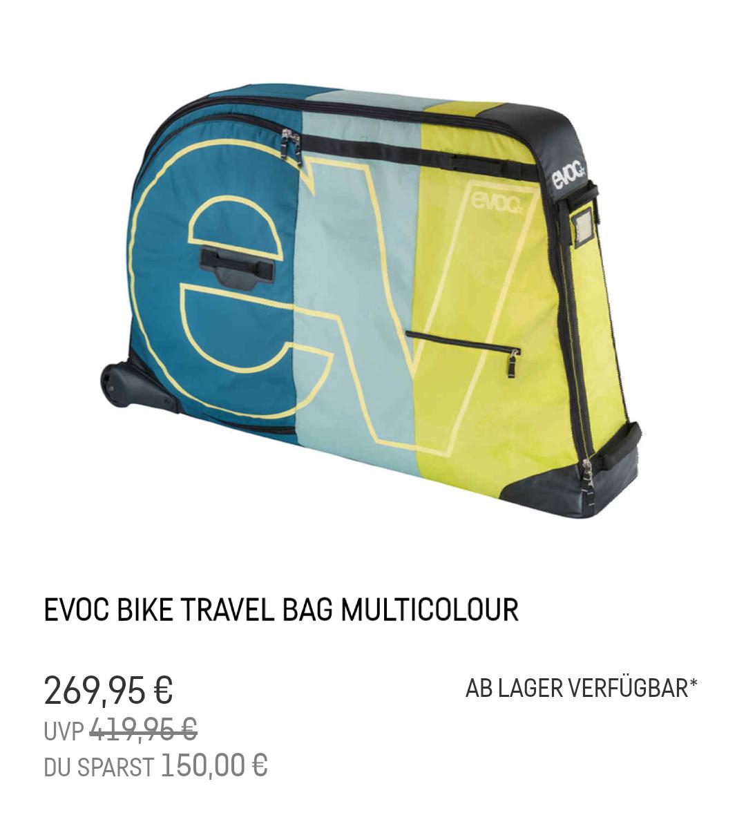 [Canyon] EVOC Bike Travel Bag Multicolour Fahrradtasche