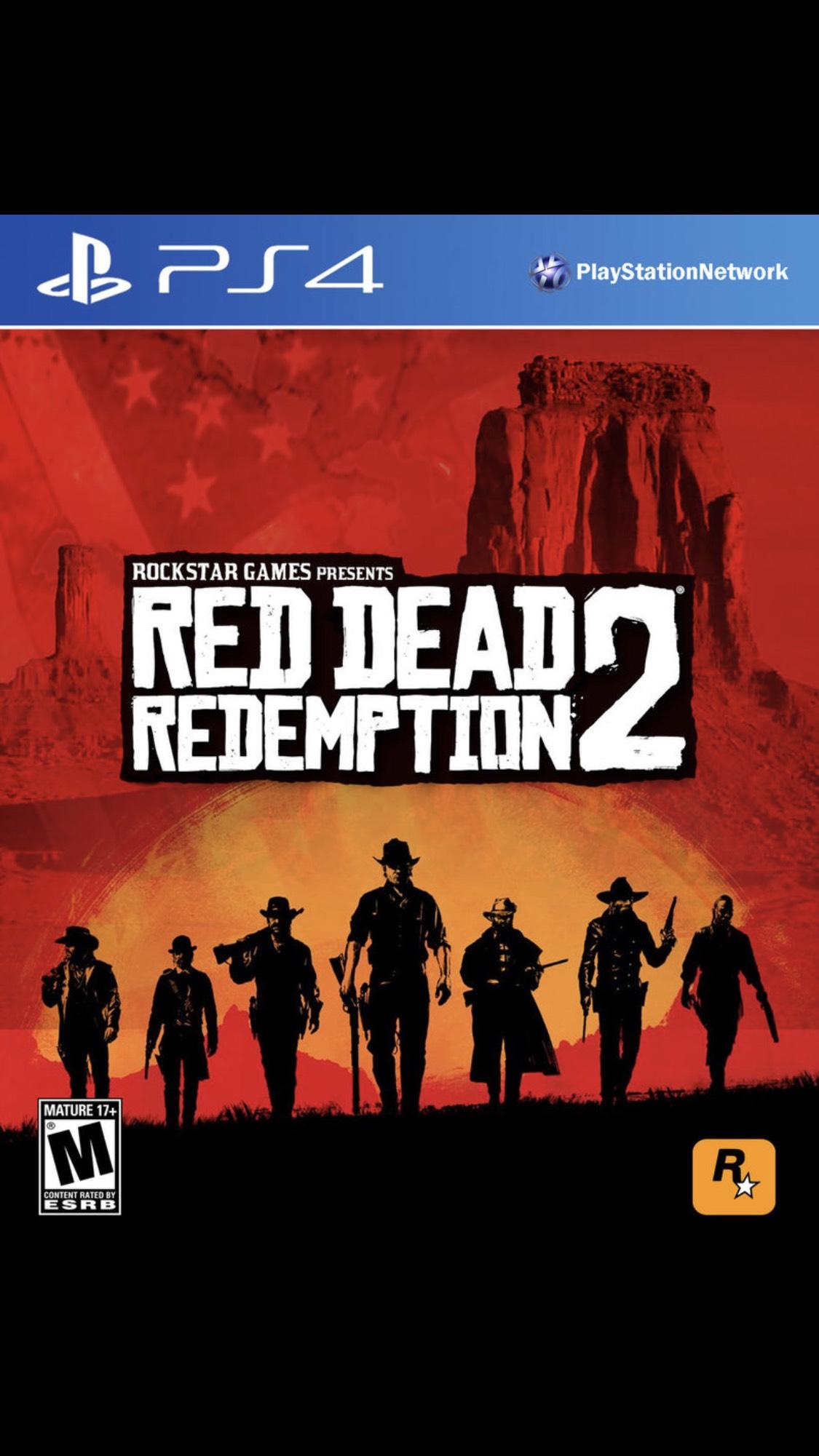 [Base.com] Red Dead Redemption 2 vorbestellen für Xbox One und Ps4
