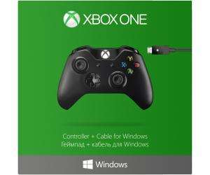 Microsoft Xbox Wireless Controller + Cable for Windows für 35€ versandkostenfrei (Media Markt & Amazon)