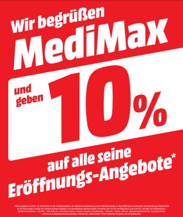 [Regional Mediamarkt Greifswald ab 30.08] LG OLED55C8 HDR10 Pro Dolby Vision / Atmos, Alpha9, ThinQ webOS 4,0 für 1349,10€ oder SAMSUNG UE65MU8009T, 163 cm (65 Zoll), UHD 4K, SMART TV, LED TV, 2600 PQI für 899,10€