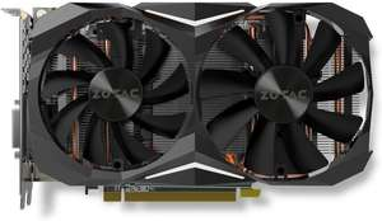 Zotac GeForce GTX 1070 Ti Mini 8GB GDDR5 inkl. Versand
