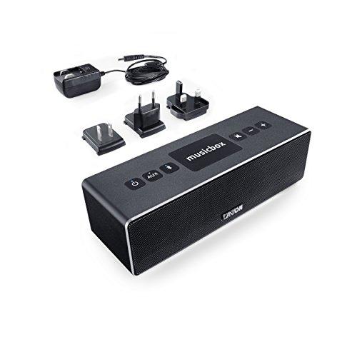 [amazon] Canton Musicbox XS, portabler Bluetooth-Lautsprecher, schwarz