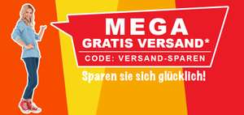 Sconto Möbel: Gratis Versand (auch Speditionsware) im Wert bis zu 45€ auf fast alles