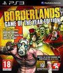Borderlands -  Game of the Year Edition (AT-Version) PS3