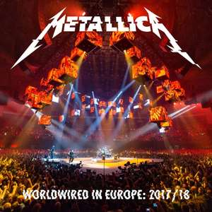 gratis MP3 Album - Metallica: WorldWired in Europe 2017-2018
