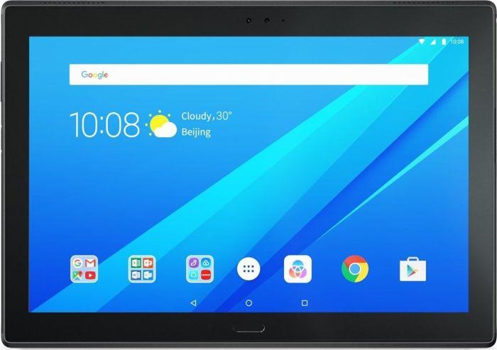 [cyberport] Lenovo Tab4 10 Plus TB-X704F/L - 10.1 Tablet (1920x1200, IPS, 64GB eMMC, Multi-Touch, 802.11ac, Miracast, Quick Charge 3) mit WLAN für 249€ bzw. mit LTE/4G für 279€