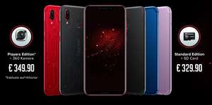 Honor Play inkl. Zugabe ab 329€
