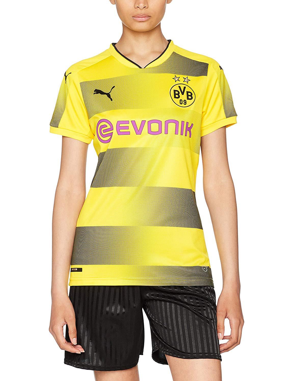 BVB Borussia Dortmund Heimtrikot von Puma für Damen Saison 17/18 Gr. XS - XXL *PREISUPDATE*