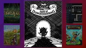 [Twitch Prime] 5 neue Spiele (The Adventure Pals, Pumped BMX, Strife: Veteran Edition, Guild of Dungeoneering, Gunpoint)