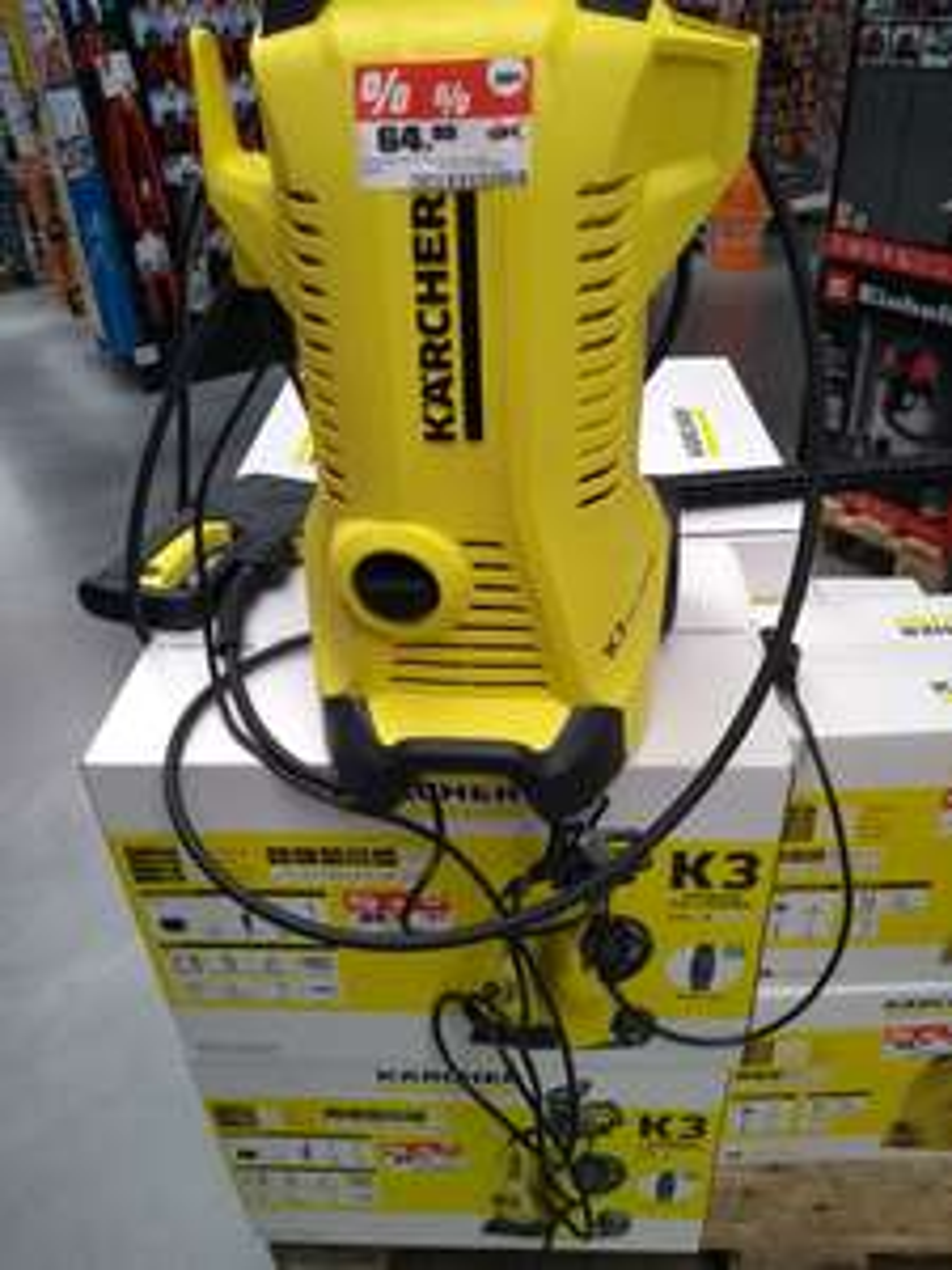 (Lokal 77933) Kärcher Hochdruckreiniger K3 Premium Full Control