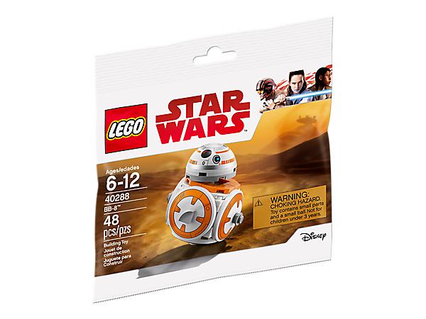 "[Lokal Lego-Store Berlin] Promo-Polybag LEGO STAR WARS ""BB-8"" (40288) für 4,99 Euro"