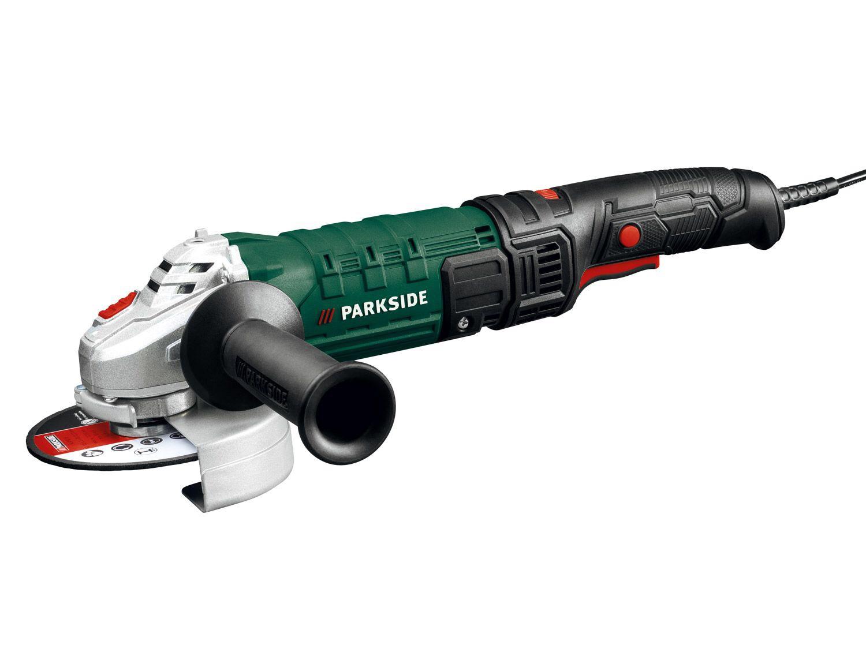PARKSIDE® Winkelschleifer PWS 125 D3
