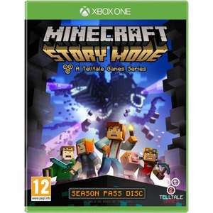 Minecraft: Story Mode - A Telltale Games Series(Xbox One)