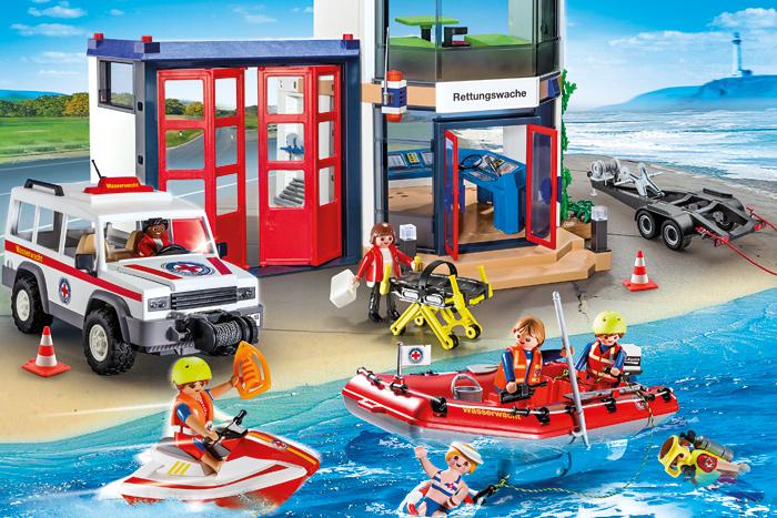 NUR für DRK-Mitglieder!: 10% Rabatt auf DRK-Playmobilsets bei Galeria Kaufhof