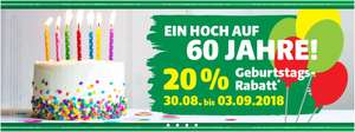 [lokal] 20% auf alles* Hagebaumarkt Bolay Ditzingen & Rutesheim