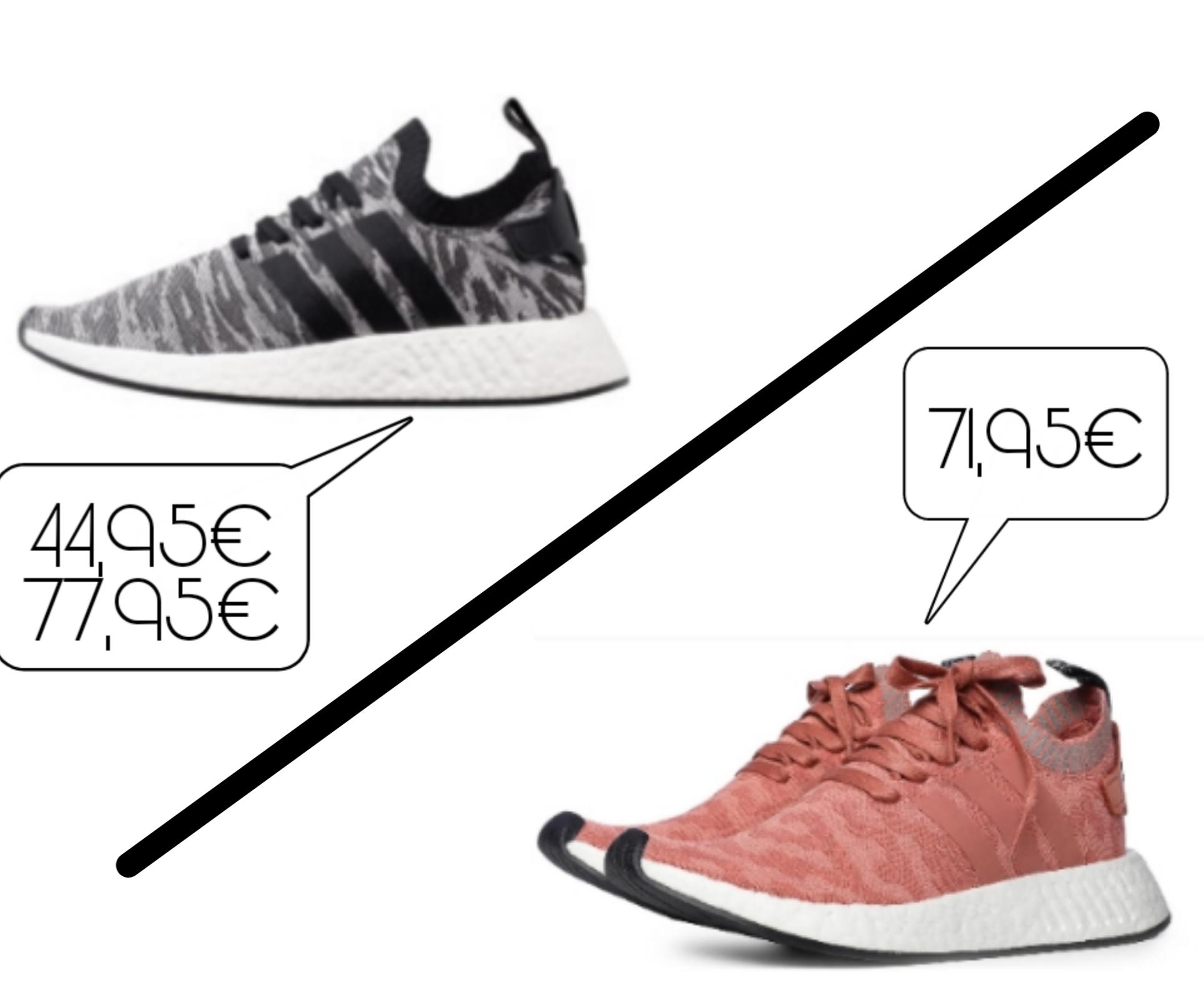 Adidas NMD R2 PK Sale!!! Bei Mandmdirect/Amazon