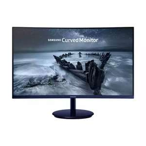 Samsung Curved Monitor C27H580F - 68,6 cm (27 Zoll), LED Curved, VA-Panel, AMD FreeSync, HDMI