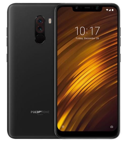 "Xiaomi Pocophone F1 in der Global Version mit Band20, 64GB, 6GB RAM, 6,18"", Snapdragon 845, QuickCharge, FaceUnlock, AI Dual Camera (Vorbestellung)"
