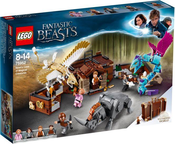 Lego 75952 Harry Potter Koffer bei Rofu/mifus für 34,95