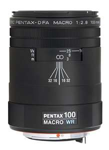 Pentax smc-DFA 100mm f2.8 Makro WR für 452,02€ [Amazon.fr]