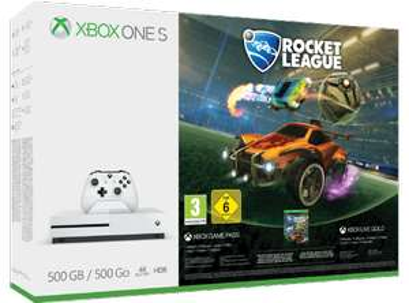 Microsoft Xbox One S500GB + Rocket League & Microsoft Xbox One S500GB + Assassin's Creed: Origins für jeweils 169€ (Saturn Abholung)