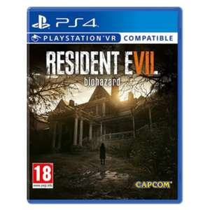 Resident Evil 7: Biohazard (PS4) für 15€ (Game UK & Amazon UK)