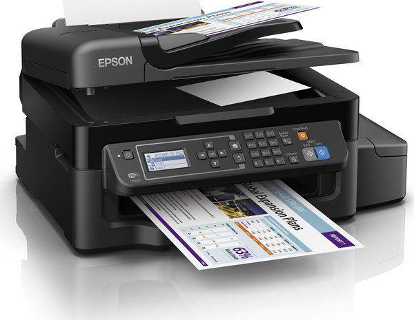 Epson EcoTank ET-4500 Tintenstrahl Multifunktionsdrucker (Farbdruck)