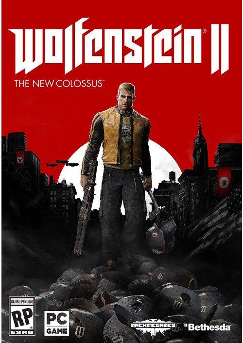 Wolfenstein II: The New Colossus (Steam) für 11,65€ [CDKeys]