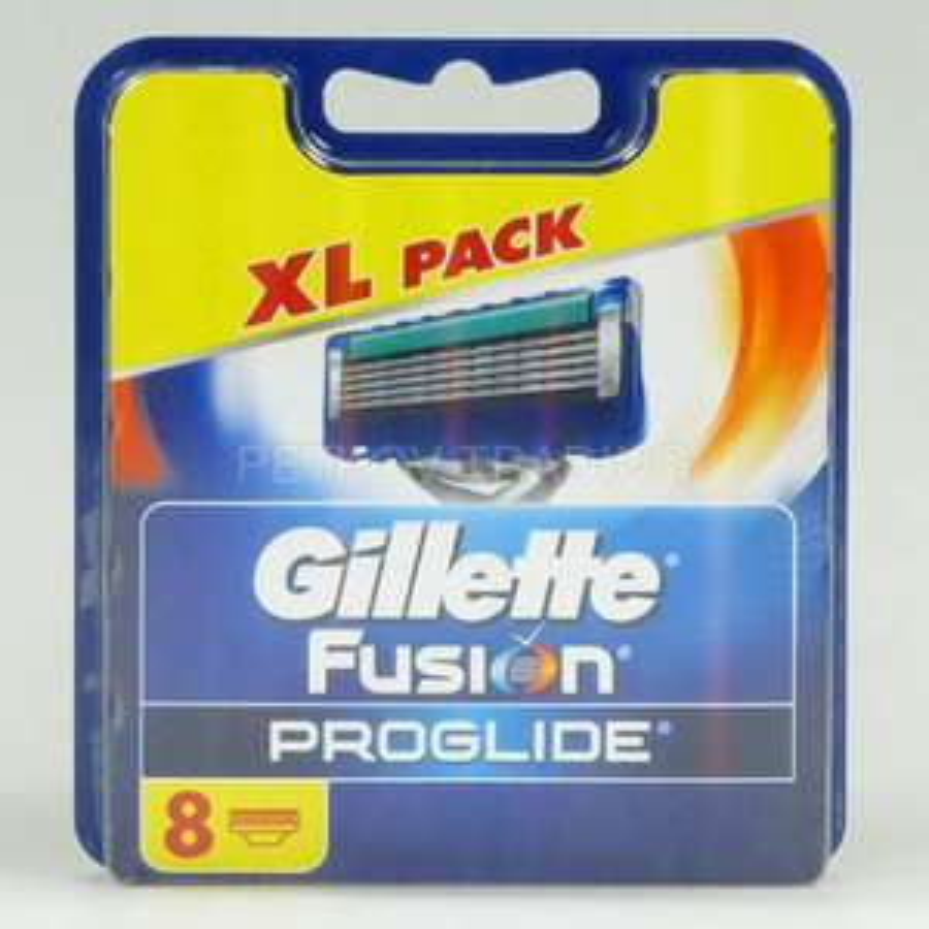 16 x Gillette Proglide Ersatzklingen (Stück/2,66€)