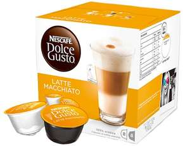 16 x Dolce Gusto Latte Macciato Kapseln günstig im Shop [Clublevel erforderlich]