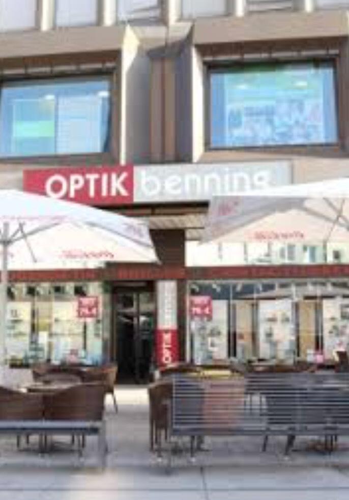 (Lokal Gelsenkirchen) 25% auf alles bei optik benning