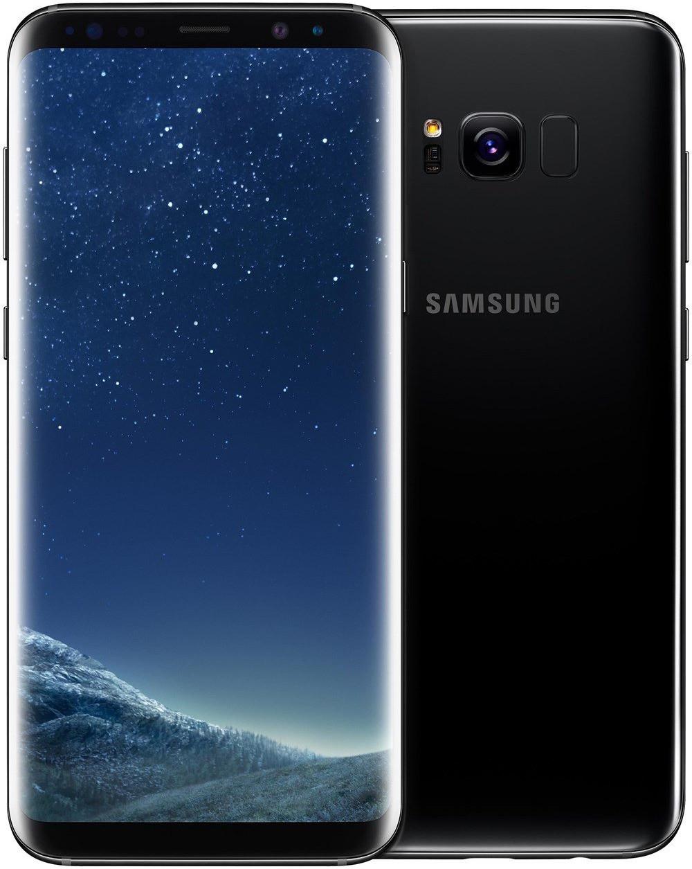 Samsung Galaxy S8 Plus 6.2 Zoll QHD+ AMOLED 64/4GB 3500mAh IP68 alle Farben [Saturn]