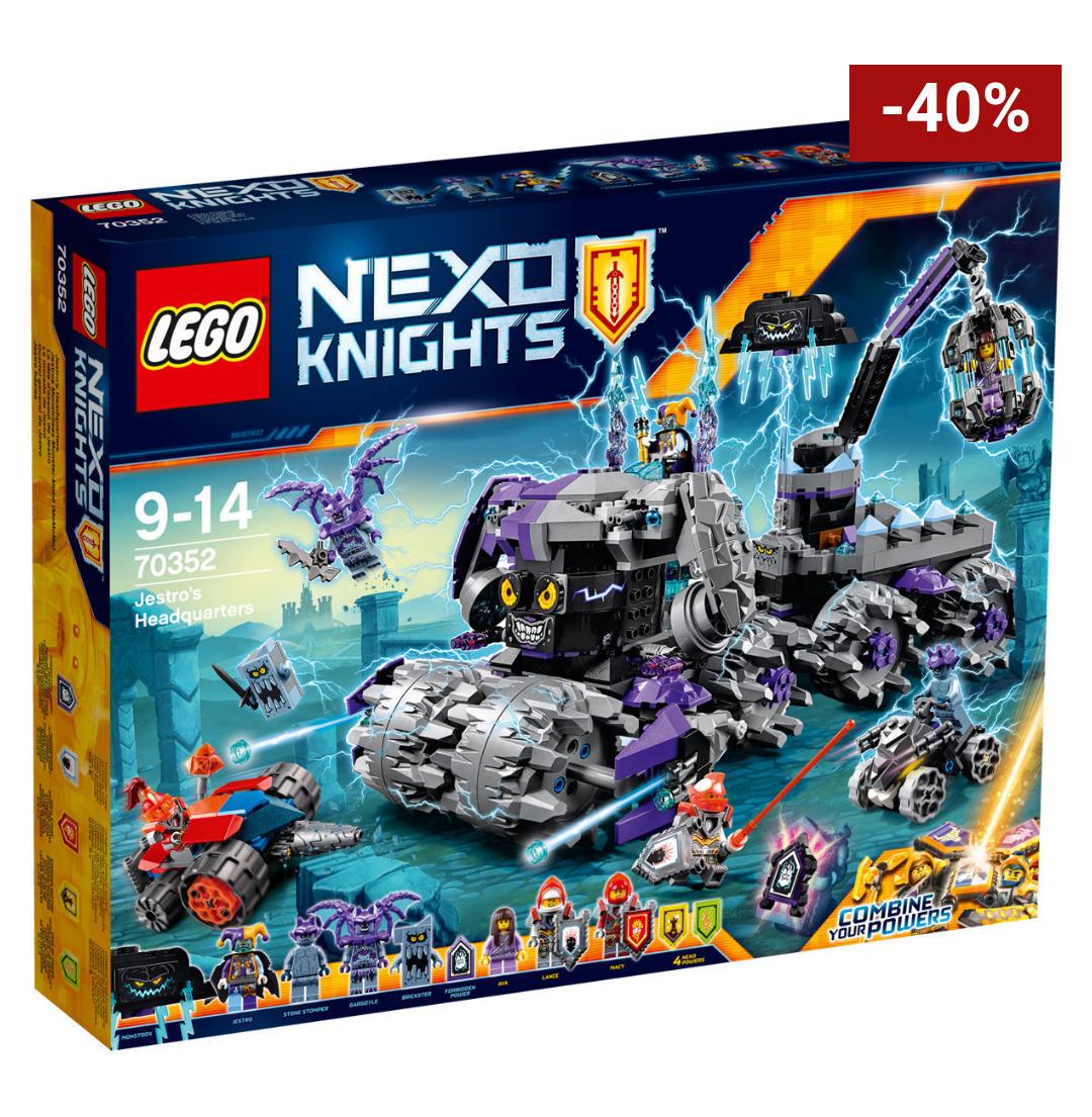 [Karstadt] LEGO Nexo Knights - Jestros Monströses Monster-Mobil (70352)