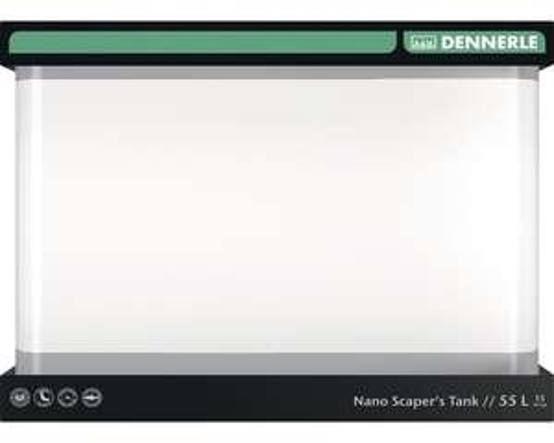 Dennerle Scapers Tank Nano Aquarium Sondermaß 55 l
