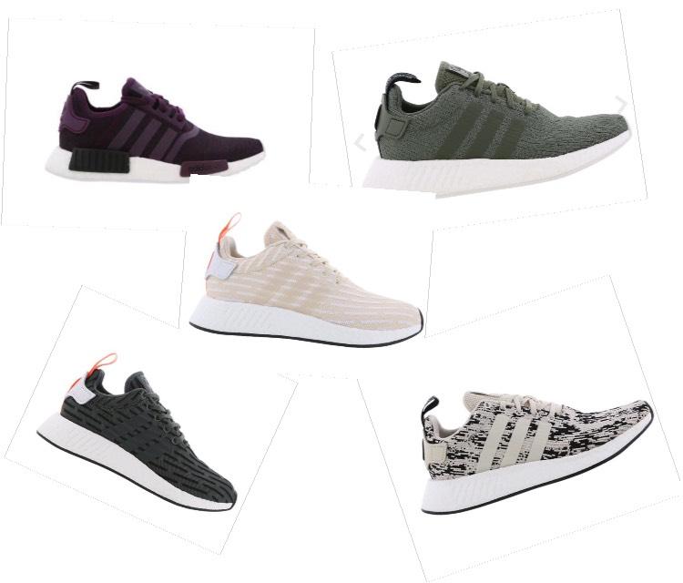 [Footlocker] Adidas NMD R1 + R2 für 69,99 inkl Versand in verschiedenen Farben und Größen