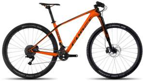 Ghost Lector 7 Lc 2017 MTB Mountainbike Carbon Gr. XS|S|M inkl Versand (19,90€)