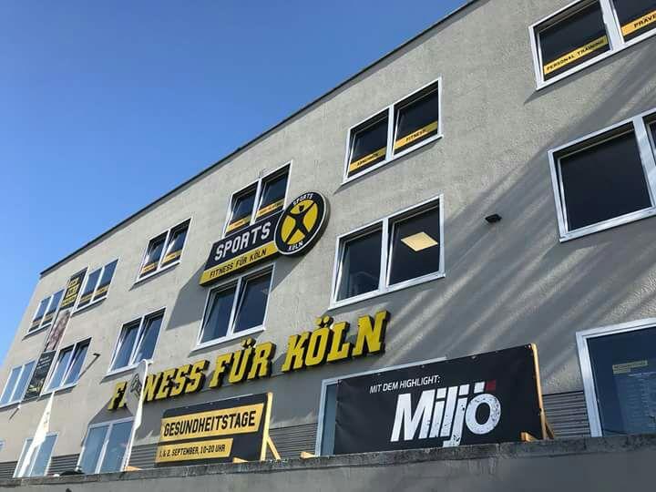 Köln : gratis Konzert der Band Miljö - 2.9.2018 um 18 Uhr