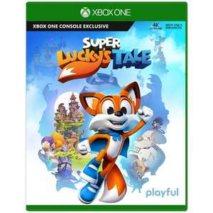 Super Lucky's Tale (Xbox One) für 11,16€ (Shop4World)
