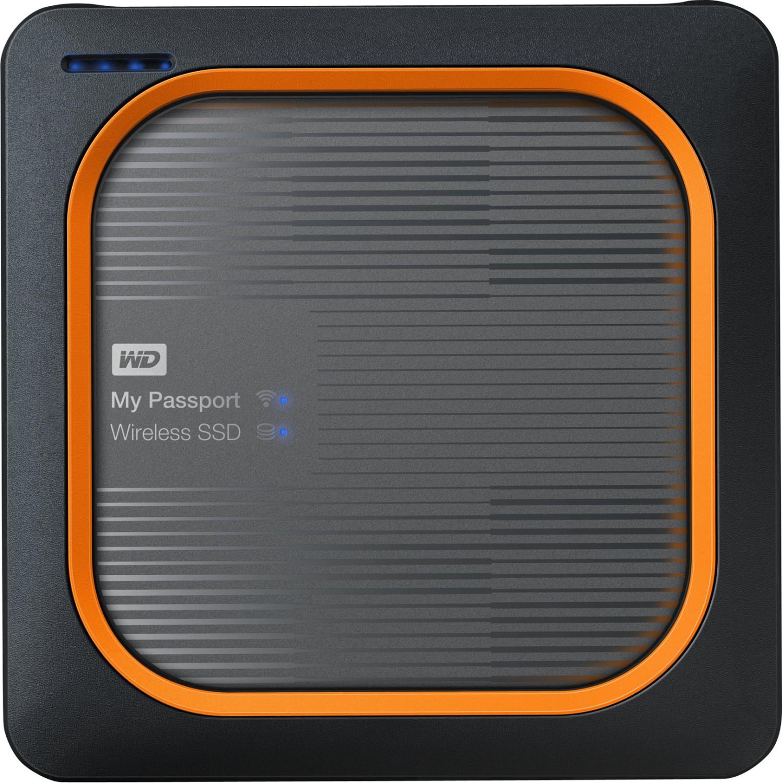 Western Digital My Passport Wireless SSD 1TB