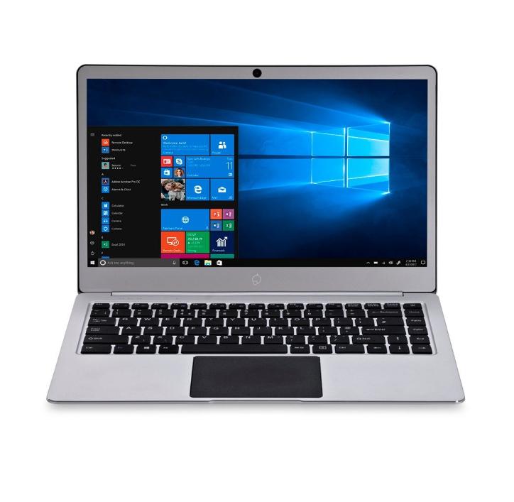 "iOTA Slim Ultrabook 14"" Full-HD IPS, Celeron N3350, 2GB RAM, 32GB eMMC, M.2 Slot, Wlan ac, Metall-Gehäuse, Windows 10, USB 3.0, Gewicht 1.33kg für 109€ (Amazon)"