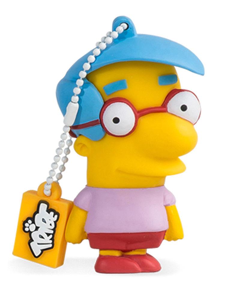 Tribe Simpsons USB 2.0-Sticks mit 8GB, z.B. Milhouse (andere Figuren für 7,99€)