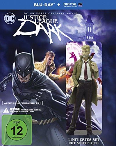 DCU Justice League: Dark inkl. Constantine Figur Limited Edition (Blu-ray + UV Copy) für 10,62€ (Amazon)